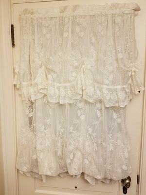 36 inch lace curtains for Sale in Pine Grove, PA