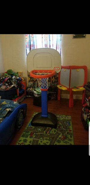 Toddler basketball hoop for sale for Sale in North Miami Beach, FL