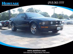 2005 Ford Mustang for Sale in Virginia Beach, VA
