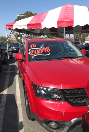 2016 Dodge Journey crossroad for Sale in Los Angeles, CA