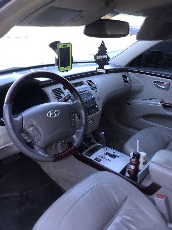 2008 Hyundai Azera Limited 3.8L