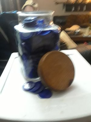 Blue poker chips for Sale in Tacoma, WA
