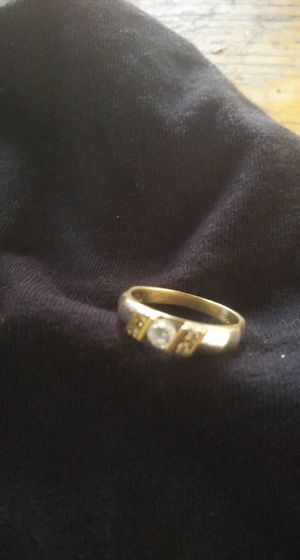 10kt White Gold Diamond Ring 170$ for Sale in Fresno, CA