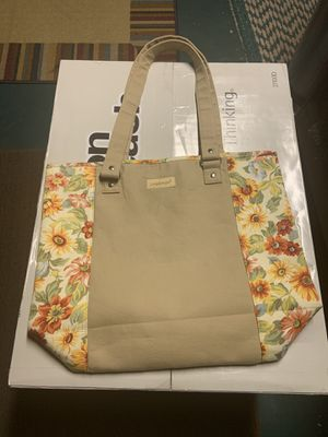 Longaberger tote for Sale in Middleburg, PA