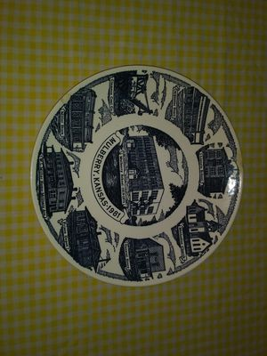 Commemorative plate for Sale in Parsons, KS