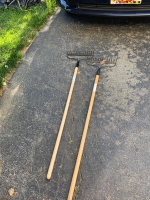 Hard rake for Sale in Olney, MD