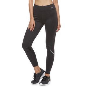 Fila fleece lined athletic leggings for Sale in Staples, MN