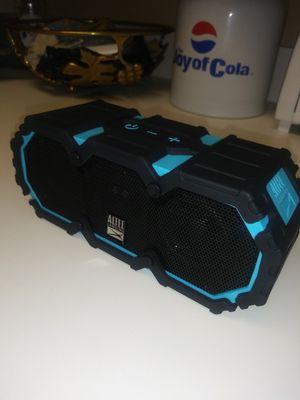 Altec lancing waterproof bluetooth speaker for Sale in Columbus, OH
