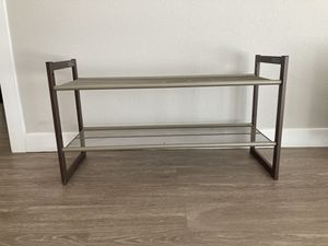 Shoe Rack for Sale in Denver, CO