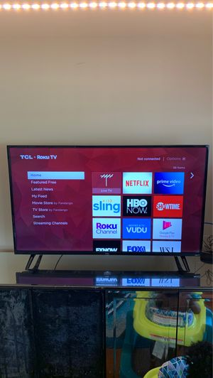 """TCL 50"""" TV for Sale in Belvedere Park, GA"""