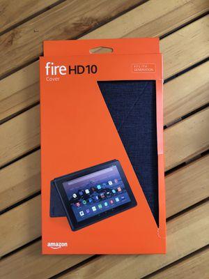 Amazon fire HD10 tablet case for Sale in Santa Clara, CA