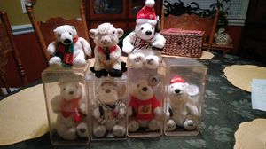 Coca-Cola bears $10 each for Sale in Durham, NC