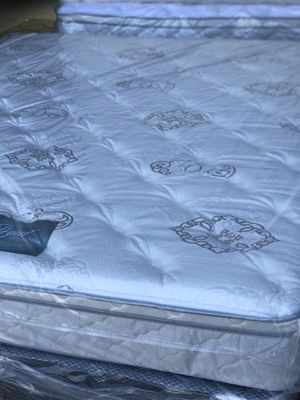 Brand new California King size Orthopedic Eurotop Innerspring Mattress for Sale in Chula Vista, CA