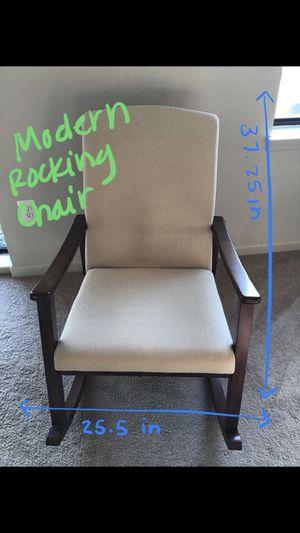 Modern Rocking Chair for Sale in Washington, DC
