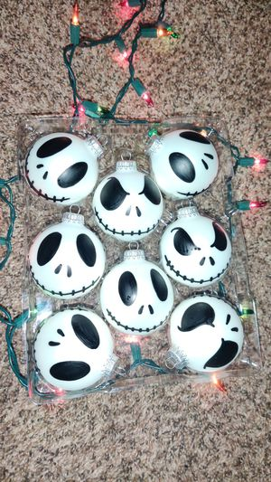 Nightmare before Christmas ornaments for Sale in Fresno, CA