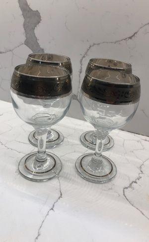 Glassware set silverware for Sale in Nokesville, VA