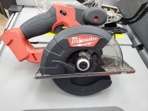 Milwaukee Fuel m18 metal saw 90$!!! Tool only for Sale in Fort Worth, TX
