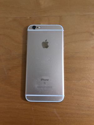iPhone 6s, gold for Sale in Redondo Beach, CA