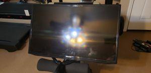 Samsung TV and glass shelf for Sale in Clovis, CA