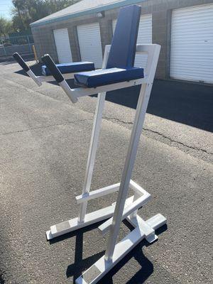 Roman Chair/ Leg raise machine for Sale in Phoenix, AZ