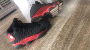 Jordan's 13s Red/Black for Sale in Denver, CO