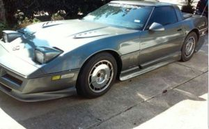 1986 Chevy Corvette for Sale in Humble, TX