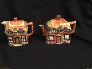 English cottage teapots for Sale in Lakeland, FL