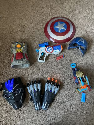 Avengers Toys for Sale in Costa Mesa, CA
