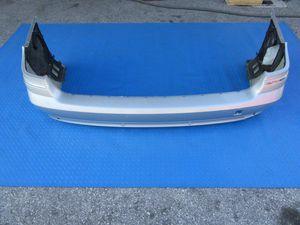 Mercedes Benz E Class E300 E320 rear bumper cover 3910 for Sale in Miami, FL
