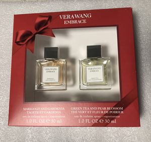 Vera Wang Perfume gift set new in box for Sale in McKees Rocks, PA