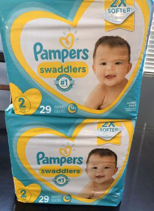 Pampers swaddlers for Sale in GLMN HOT SPGS, CA