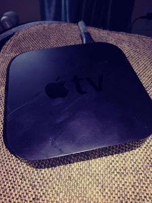 Apple tv 2nd gen ..rare model #1378 for Sale in Lacey, WA