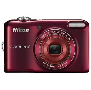 Nikon COOLPIX L28 20.1 MP Digital Camera with 5x Zoom Lens for Sale in Plant City, FL