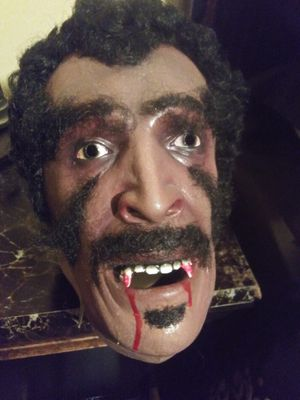 Blacula full mask for Sale in Baltimore, MD