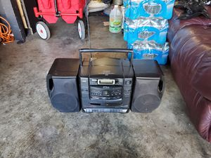 Portable stereo for Sale in Oakland, CA