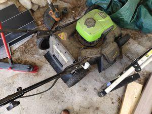 Greenworks Battery lawn mower for Sale in Burlington, MA