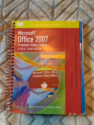 Microsoft Office 2007 Premium Video Edition for Sale in Stockton, CA