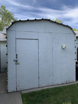 Metal shed for Sale in Escalon, CA