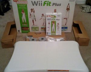 Nintendo Wii fit Plus System - Brand New for Sale in Cranford, NJ
