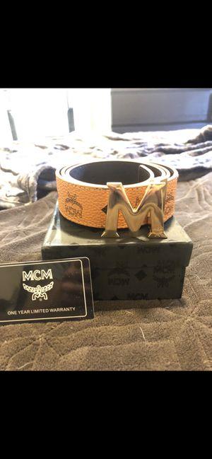 MCM belt for Sale in Southwest Ranches, FL