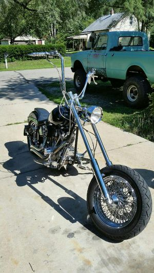 2008 custom built softail for Sale in Lincoln Park, MI
