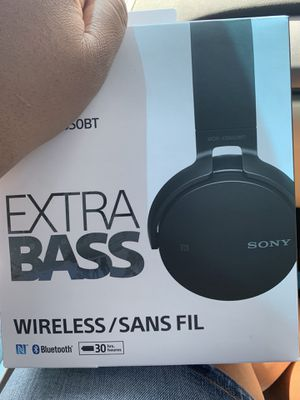 Sony headphones for Sale in Philadelphia, PA