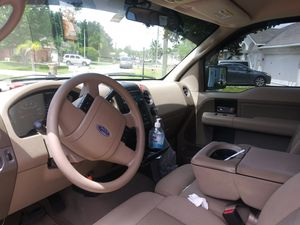 05 ford f150 with 128345 miles run perfect no issues interiors perfect no hole clean for Sale in Poinciana, FL