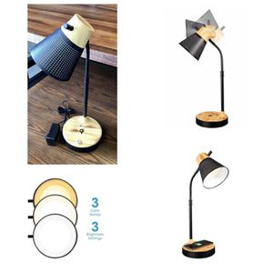 OttLite Wireless Charging LED Table Lamp for Sale in Stafford, TX