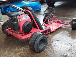 Honda Go kart needs little work but engine runs awesome make me and offer willing to make some deals ...... for Sale in Bremerton, WA
