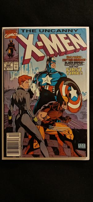 Marvel Comics UNCANNY X-MEN #268 for Sale in Downey, CA