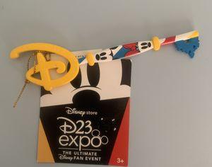 Disney D23 Key for Sale in Danville, CA