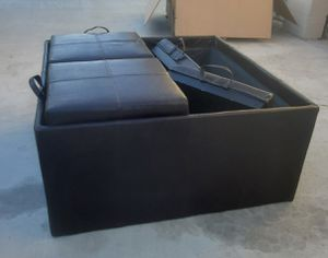 Read Description New Furniture ottoman Make me an Offer! for Sale in Riverside, CA