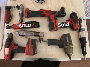 MAC, Snap On, Ingersoll Rand Tools for Sale in Aurora, CO