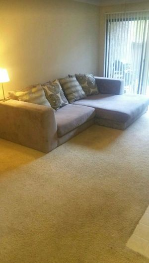 Deep grey couch for Sale in Oceanside, CA